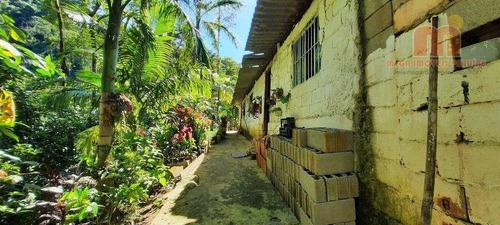 Imagem 1 de 18 de Chácara Com 2 Dormitórios À Venda, 84700 M² Por R$ 270.000,00 - Zona Rural - Itariri/sp - Ch0167