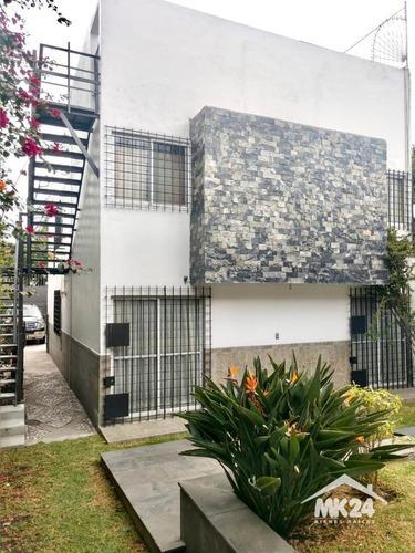 Casa En Venta Con Jardin Frente A Campestre Churubusco