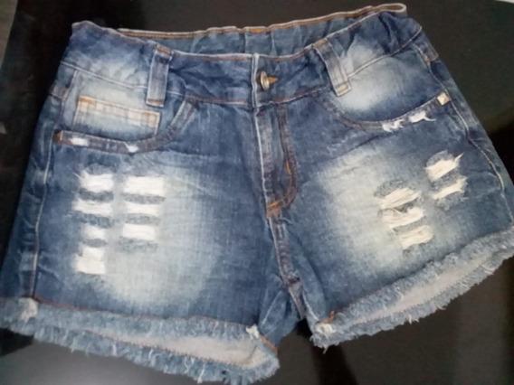 Shorts Blue Jeans Griff Ak Jeans N°14