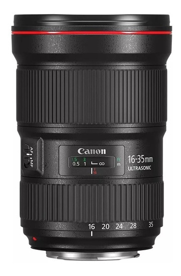 Canon Ef 16-35mm F/2.8l Iii Versão 3 Usm Garantia 1 Ano