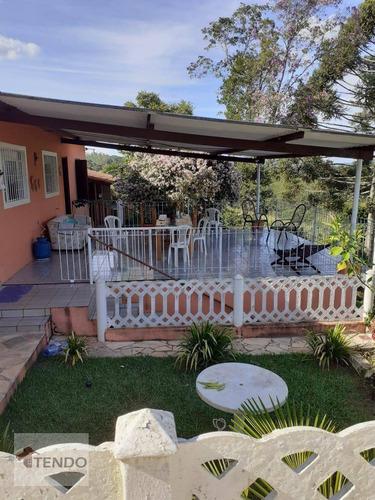 Chácara Com 2 Dormitórios À Venda, 3440 M² Por R$ 745.000 - Cidade Miguel Badra (gleba 02) - Suzano/sp - Ch0050