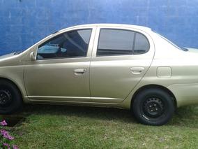 Vendo Toyota Echo 2000 Rtv Y Marchamo Al Día