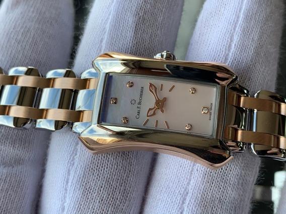 Relógio Carl F. Bucherer Alacria Princess Gold 0010703077721