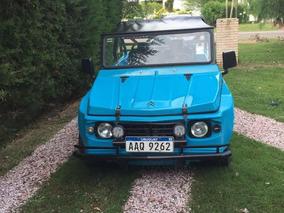 Citroën Mehari Doble Faetón