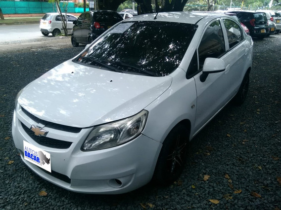 Chevrolet Sail Ls 2014