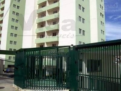 Apartamento À Venda Em Jaguaribe  -  Osasco - 37539