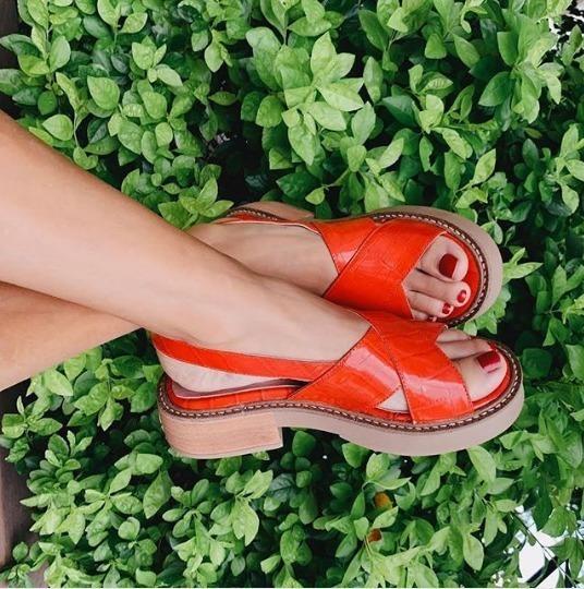 Zapatos Sandalias Suecos Sibyl Vane