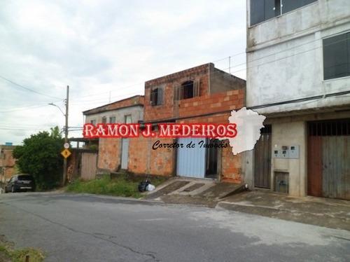 Esplendor 2 Casas 2qts 185m² - Lote 360m² Belo Horizonte-mg