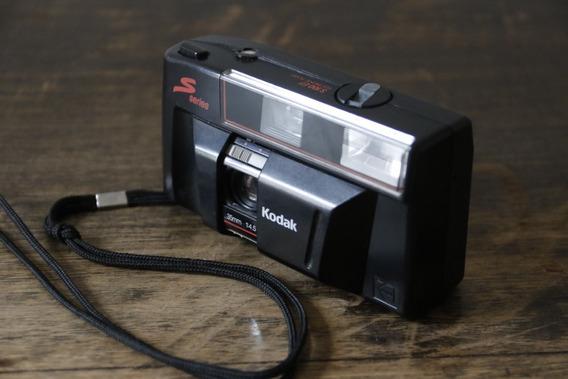 Câmera Kodak S100 Ef