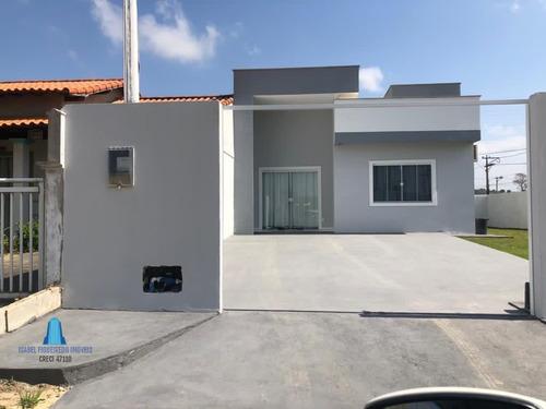 Imagem 1 de 10 de Casa A Venda No Bairro Macabu Em Araruama - Rj.  - 939-1
