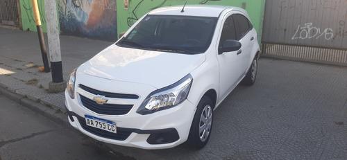 Chevrolet Agile 1.4 Ls C/gnc