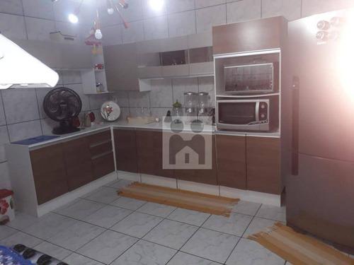 Imagem 1 de 12 de Casa Com 2 Dormitórios À Venda, 110 M² Por R$ 275.000,01 - Jardim Marchesi - Ribeirão Preto/sp - Ca0987