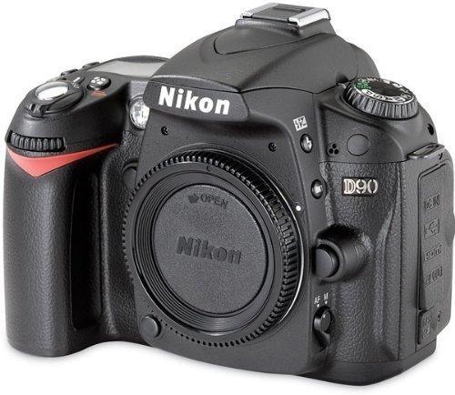 Cámara Nikon D90- Profesional