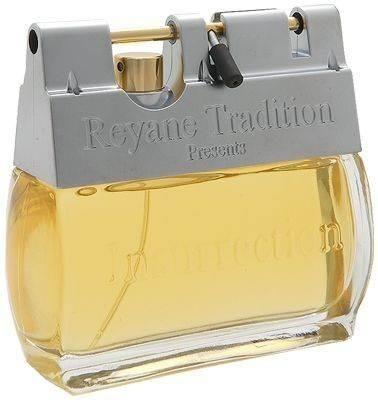 Perfume Masculino Francês Insurrection By Reyane 100ml Edt