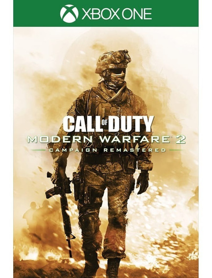 Call Of Duty Modern Warfare 2 Campaign Remastered Xbox One