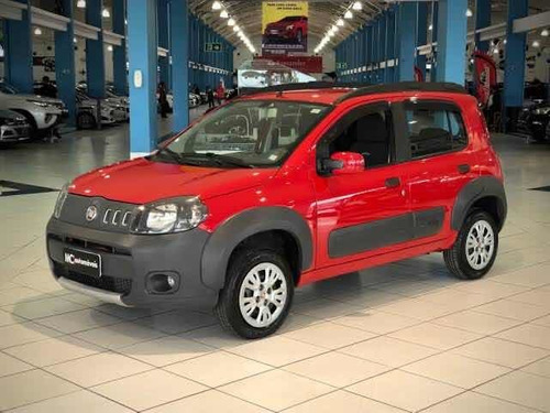 Imagem 1 de 2 de Fiat Uno 2011 1.4 Way Flex 5p