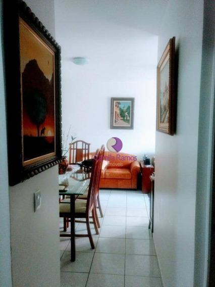 Apartamento Com 3 Dormitórios À Venda - Vila Urupês - Suzano - Ap0784