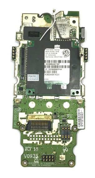 Placa Coletor Intermec Cn3 Numerico Scanner Ea11