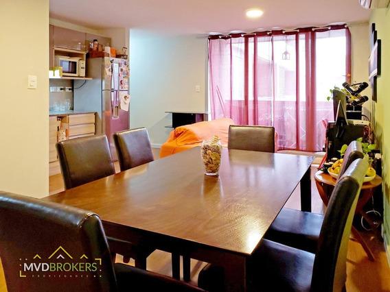 Apartamento 3 Dormitorios Con Terraza, Próximo A Nuevo Centro   Brazo Oriental