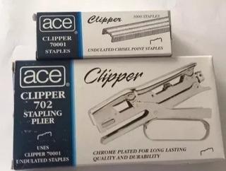Grapadora Ace Clipper 702