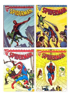 El Hombre Araña Biblioteca Marvel Spiderman Coleccion Comic
