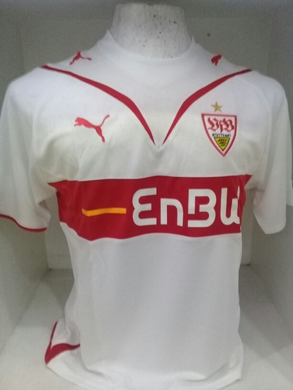 Camiseta De Stuttgart De Alemania Espectacular Única