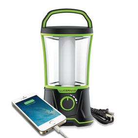 Lámpara De Led Recargable Modelo Camping Lucerna