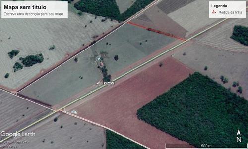 Sitio Com 5 Alqueire As Margens Da Rodovia - Faz4.66 - 33407893