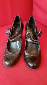 Hermosos Zapatos Icono, Eco-cuero