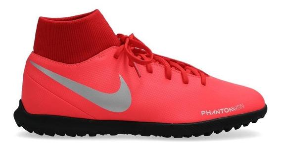 Zapatos Futbolito Futsal Nike Phantom Rojos Envío Gratis