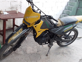 Moto Enduro Qingqi