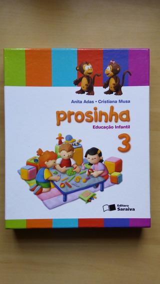 Livro Prosinha Educação Infantil 3