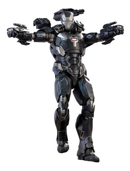 War Machine Iw Hot Toys Diecast (iron Man Spiderman Thanos)