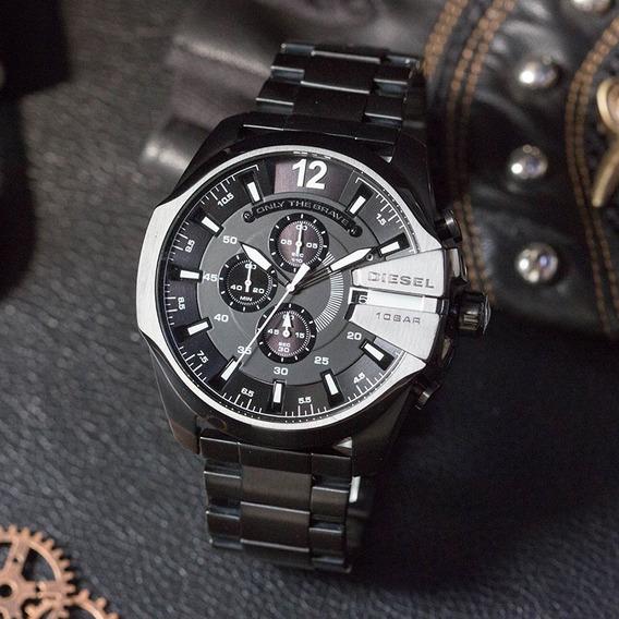 Relógio Diesel Dz4283 100% Original 2 Anos De Garantia