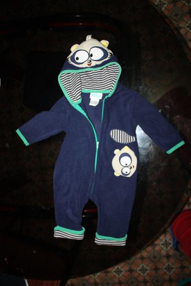 Pijama/mono Nuby, Varon 6-9 Meses