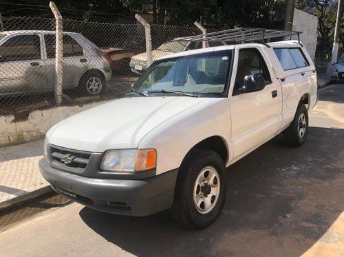 Imagem 1 de 10 de Chevrolet S10 Cabine Simples 1998