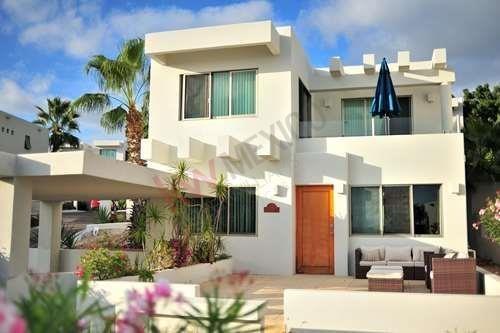 Casa En Venta En Casa Mexicana Las Flores En El Corredor De Cabo San Lucas