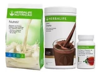 Shake, Chá 50grs, Nutrev -herbalife - Original