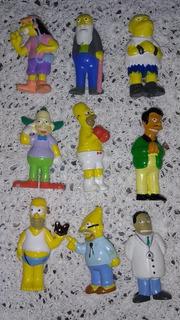 Muñecos Miniatura Simpsons Colección Jack Precio X Cada Uno