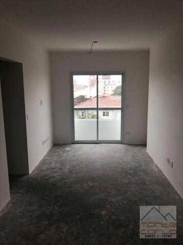 Apartamento Com 3 Dormitórios À Venda, 70 M² Por R$ 410.000 - Vila Village - São Bernardo Do Campo/sp - Ap0931