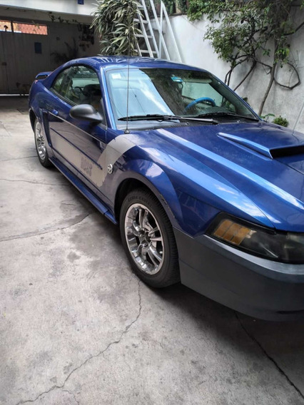 Ford Mustang Ocupe 3.9 Aut
