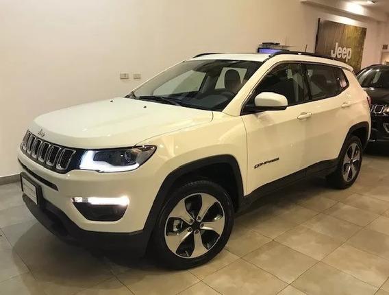 Jeep Compass Longitude Plus 4x4 2020 - Cuotas 0%
