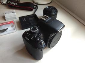 Canon T3i Sem A Lente!!