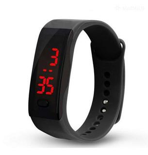 Relógio Pulseira Digital Led Unisex Barato Menor Preço Top