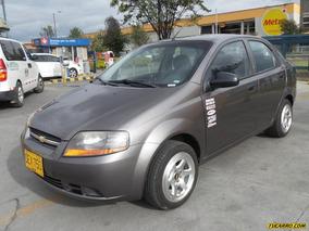 Chevrolet Aveo Aveo Mt