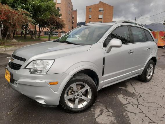 Chevrolet Captiva 4x4 Fe Premium