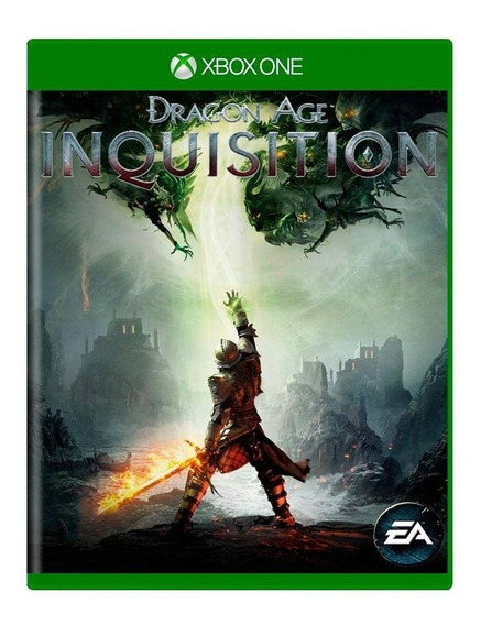 Dragon Age Inquisition Xbox One Mídia Física Pronta Entrega