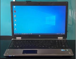 Notebook Hp Probook I5 - 4gb - 500 - 15,6