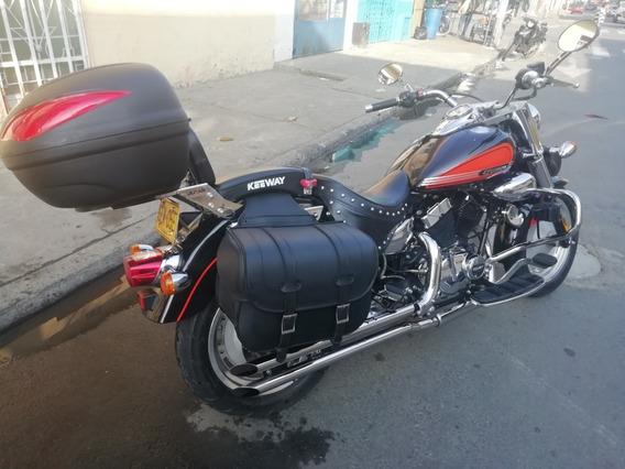 Keeway Cruiser 250. Yamaha Virago. Shadow Chopper. Harley Da