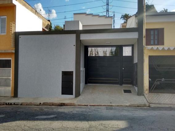 Casa De Condomínio A Venda No Cangaíba, São Paulo - V2154 - 32551746
